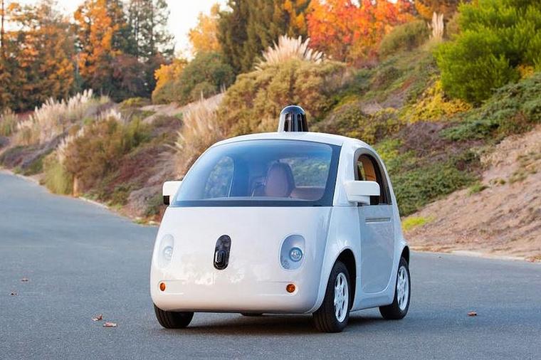 A Google robotautója