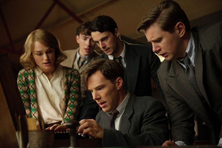 The Imitation Game, source: Ascot Elite Entertainment Group.