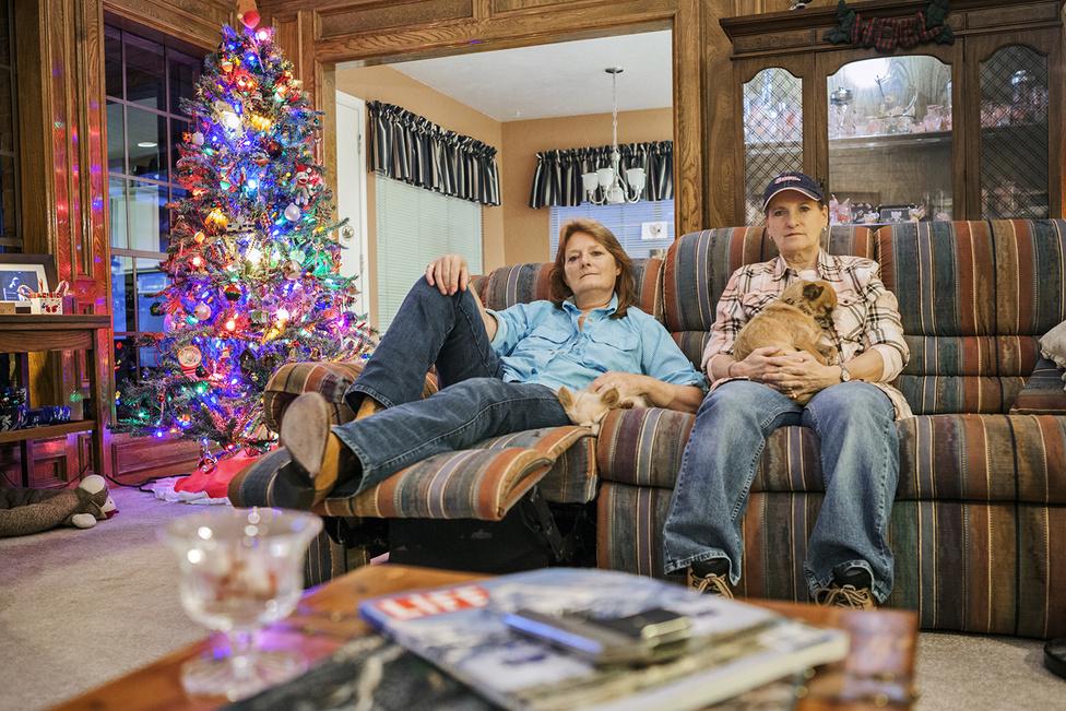 Linda és Carol