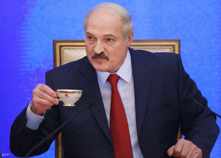 Alekszandr Lukasenkó