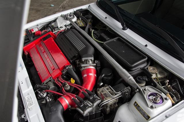 Hogy fért be ide ez a motor?