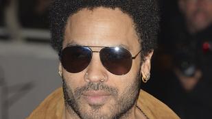 Már Lenny Kravitz is szelfizik