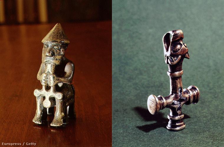 Thor és kalapácsa, vikingkori régészeti leletek az 1000-es évekből, Izlandon