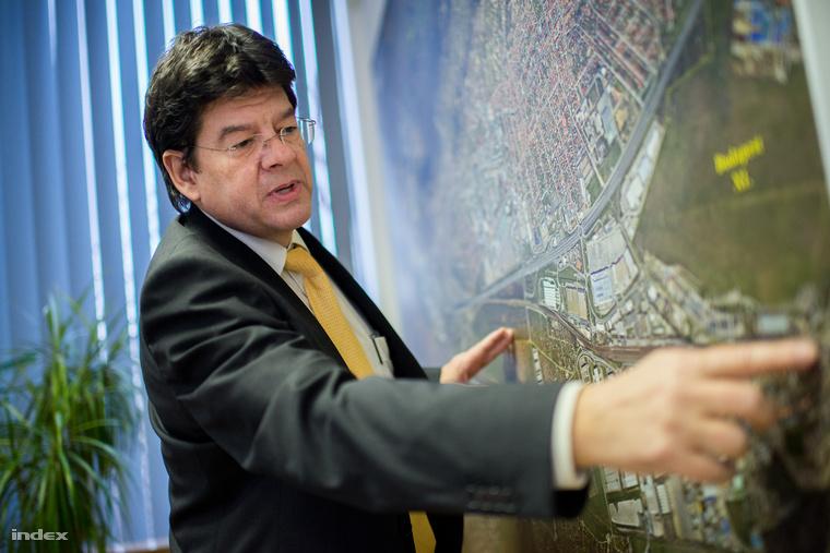Wittinghoff Tamás, Budaörs polgármestere