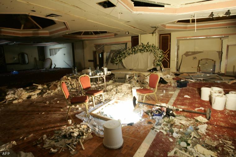 A 2005-os terrortámadás helyszíne