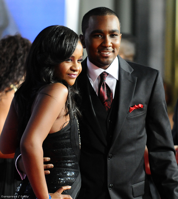 Bobbi Kristina Brown és Nick Gordon