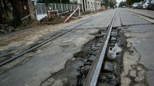 Elkezdődik Budapest legrosszabb útjának felújítása