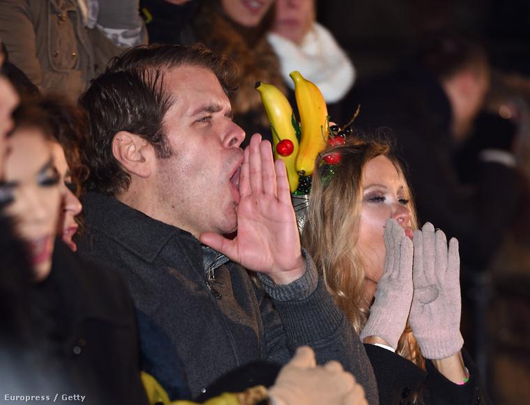 Perez Hiltont még hétfőn szavazták ki, de a közönségben ő is ott volt. Ez az évad elsősorban róla szólt, de csak annyit ért el, hogy megutáltatta magát a közönséggel. Már ha előtte volt olyan, aki szerette Perez Hiltont, amiben őszintén szólva nem vagyunk biztosak