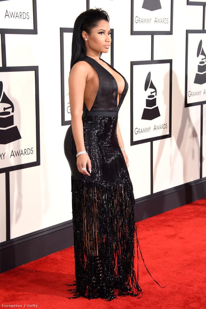 Nicki Minaj természetesen ismét kirakta, amit ki kell rakni