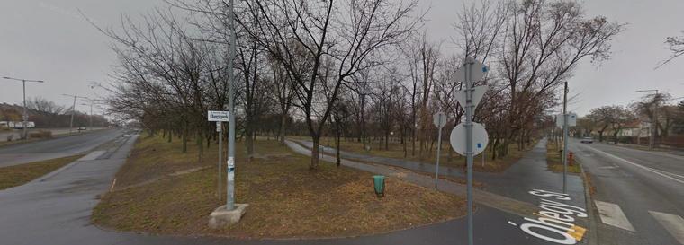 óhegy park