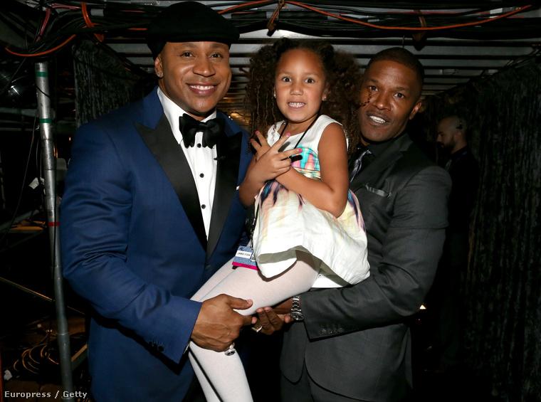 LL Cool J, Annalise Bishop és Jaime Foxx