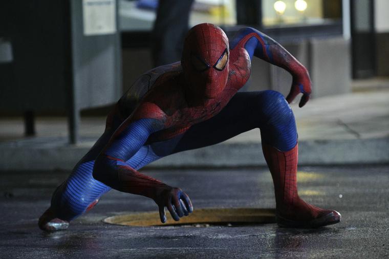 Csodálatos pókember