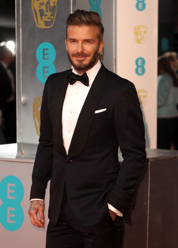 David Beckham szakálla beérett és 39 korára lett igazán tökéletes