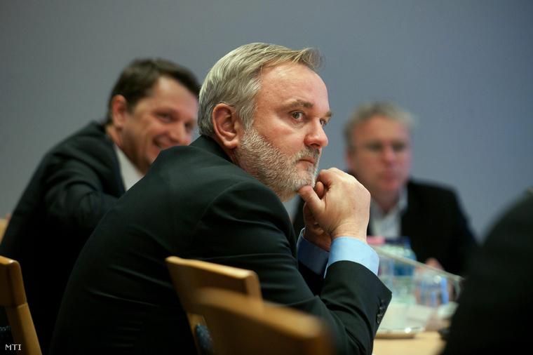 Pánczél Károly fideszes képviselő