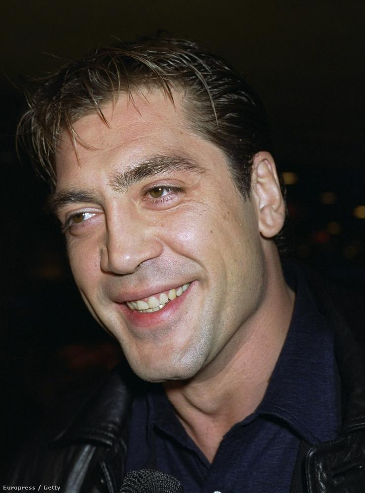 2000-ben se lett szebb férfi...