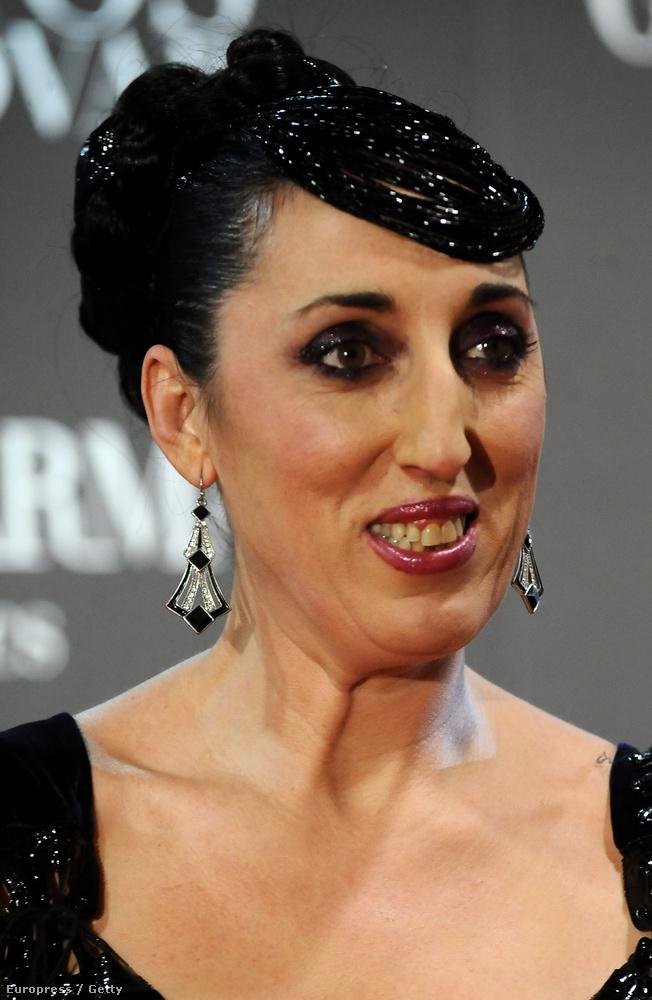 2009-ben is hozta a formáját egy madridi filmes eseményen a Picasso-arcú nőként becézett színésznő.