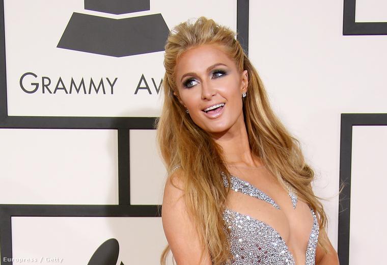Paris Hilton nagyon örül ennek.