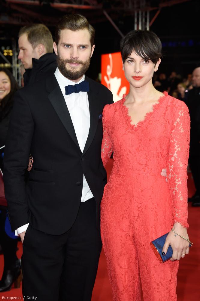 A premieren Jamie Dornan felesége is ott volt, de a filmet nem akarja megnézni, ahogy Dakota Johnson családja sem
