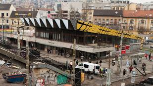 Napokig nem áll meg a Széll Kálmán téren a metró