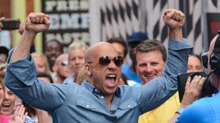 Vin Diesel énekelt, és követeljük A Dalba!