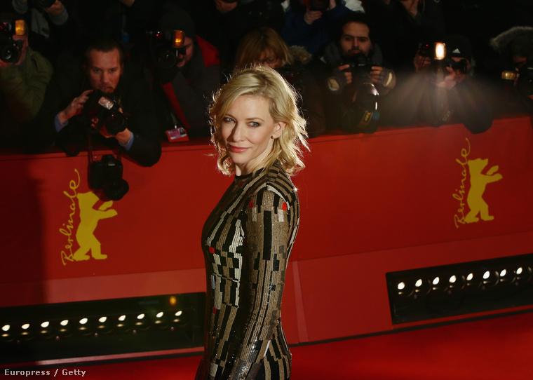 Cate Blanchett nem csak tehetséges, gyönyörű és mindig elképesztően elegáns, de az egyik legjobb fej celeb a világon