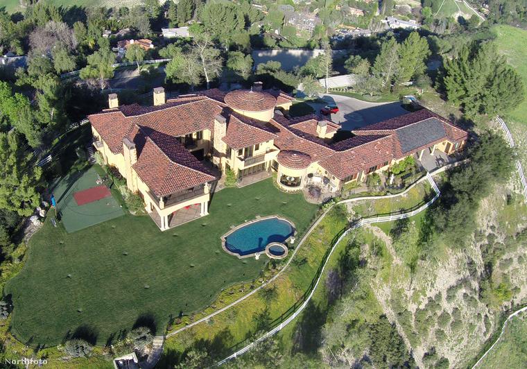 Merthogy az Oscar-díjra jelölt színész új házat vásárolt Los Angelesben