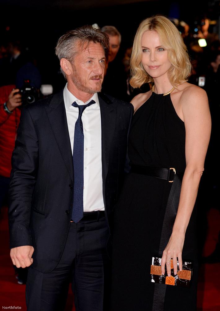 Most épp a Gunman című film londoni premierjén, amiben Sean Penn játssza a főszerepet, nálunk pedig március végén mutatják be.