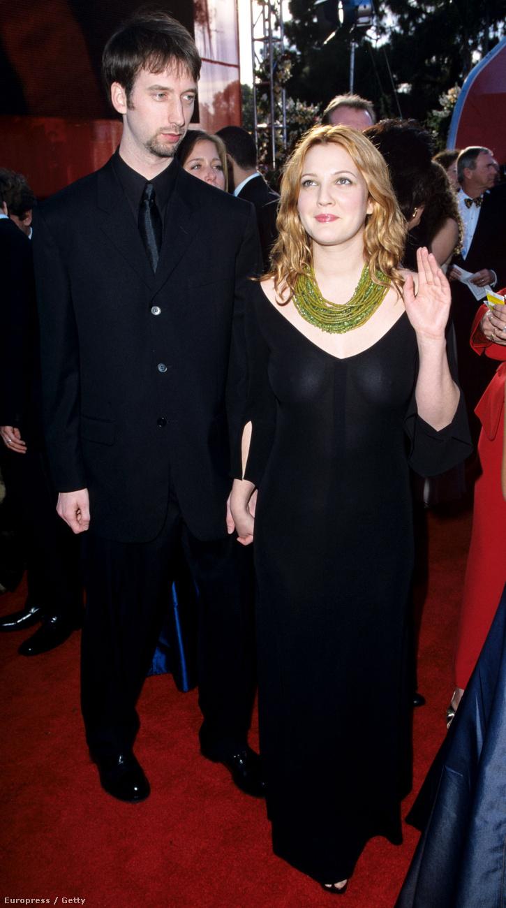 Drew Barrymore egyszerre volt dögös,
