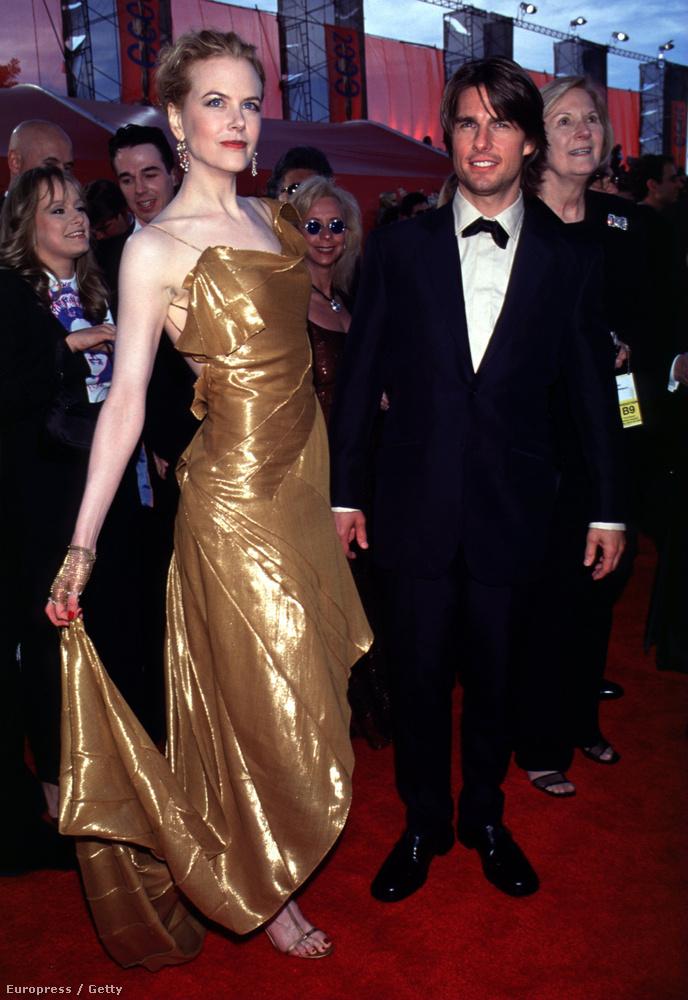 Nicole Kidman és Tom Cruise.