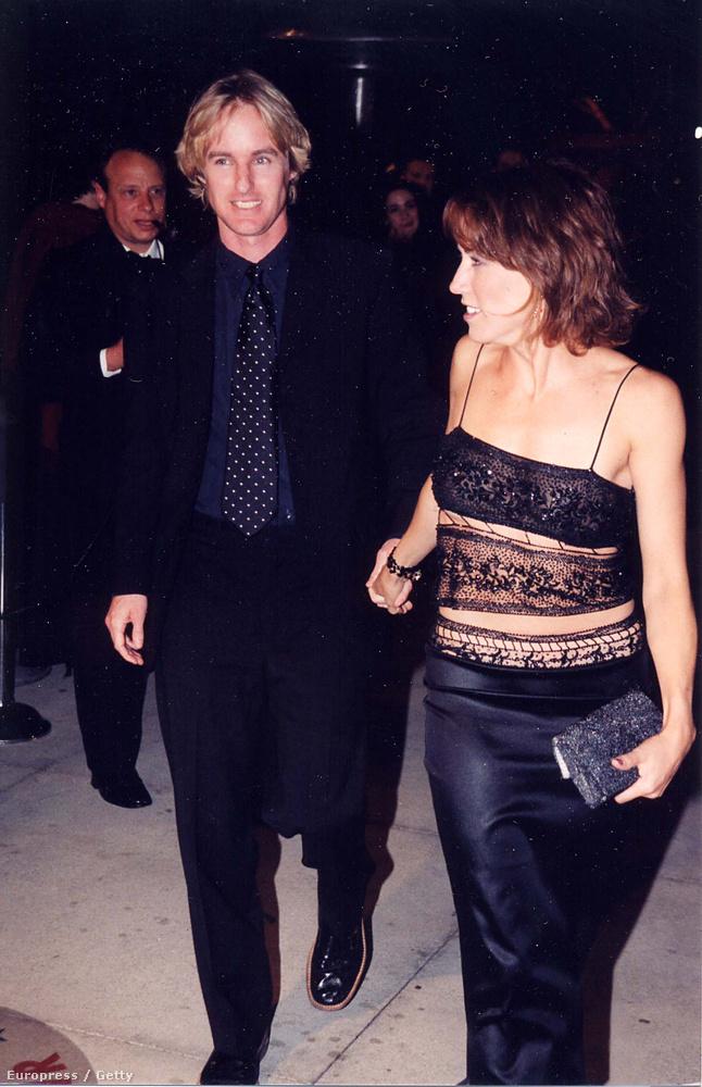 Azóta Már Nincsenek Együtt rovat: Owen Wilson és Sheryl Crow.
