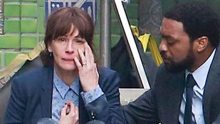 Julia Roberts elsírta magát forgatás közben