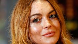 Lindsay Lohanben ott van Kate Moss