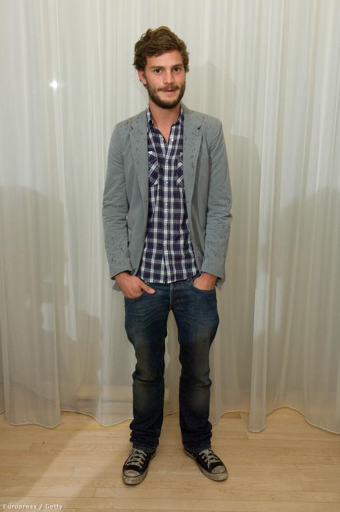 De nem Jamie Dornan az egyetlen, aki egy időben csak jelentéktelen figura volt egy híres valaki mögött