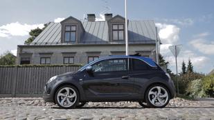 Opel Adam Rocks: Merész vállalás