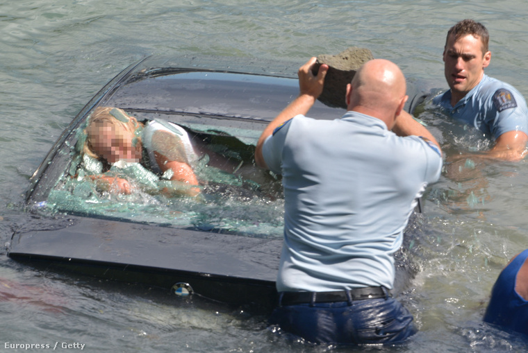 """""""Addigra a kocsi már nagyon gyorsan kezdett süllyedni"""
