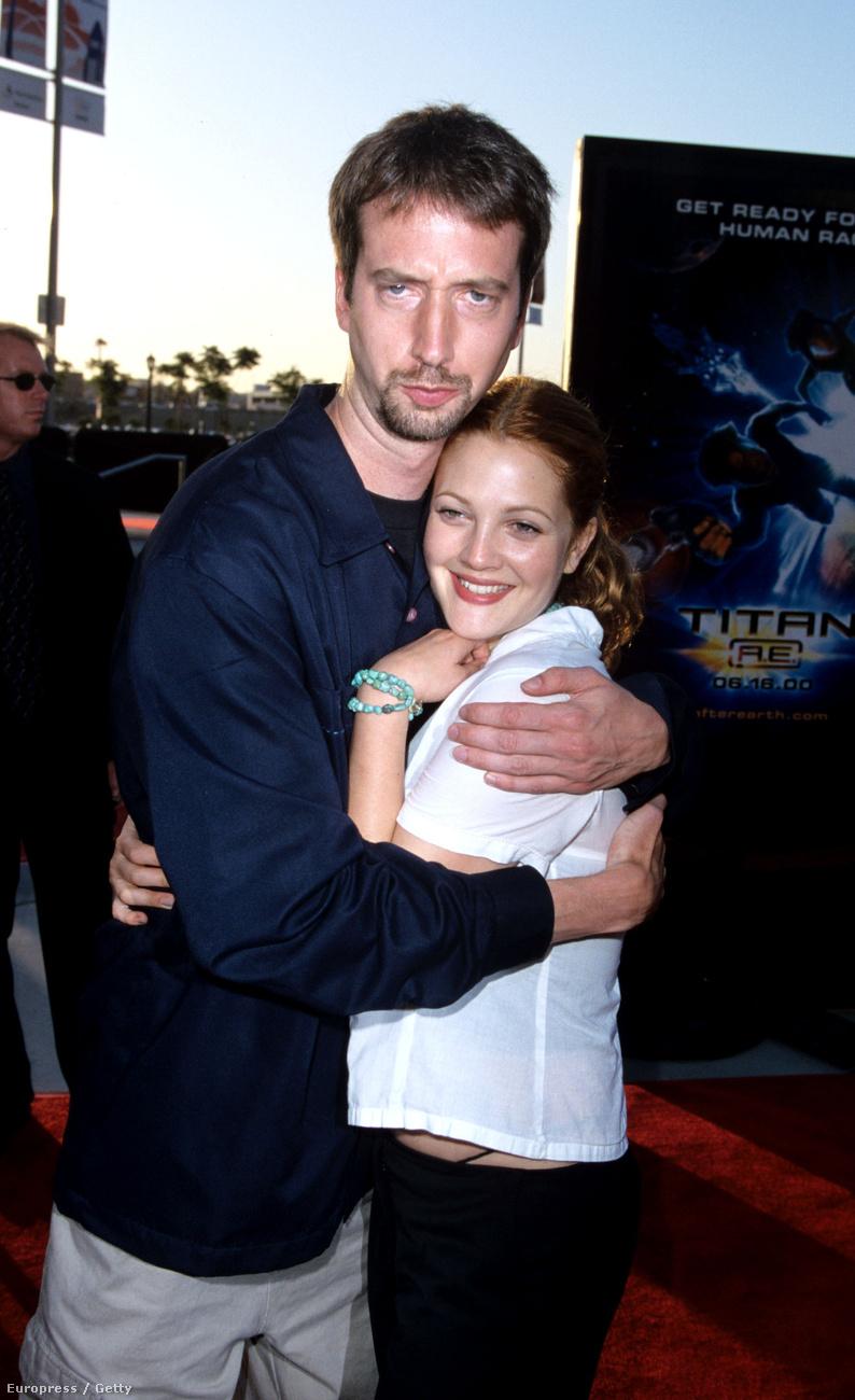 2001-ben hozzáment Tom Greenhez, házasságuk fél éven át tartott