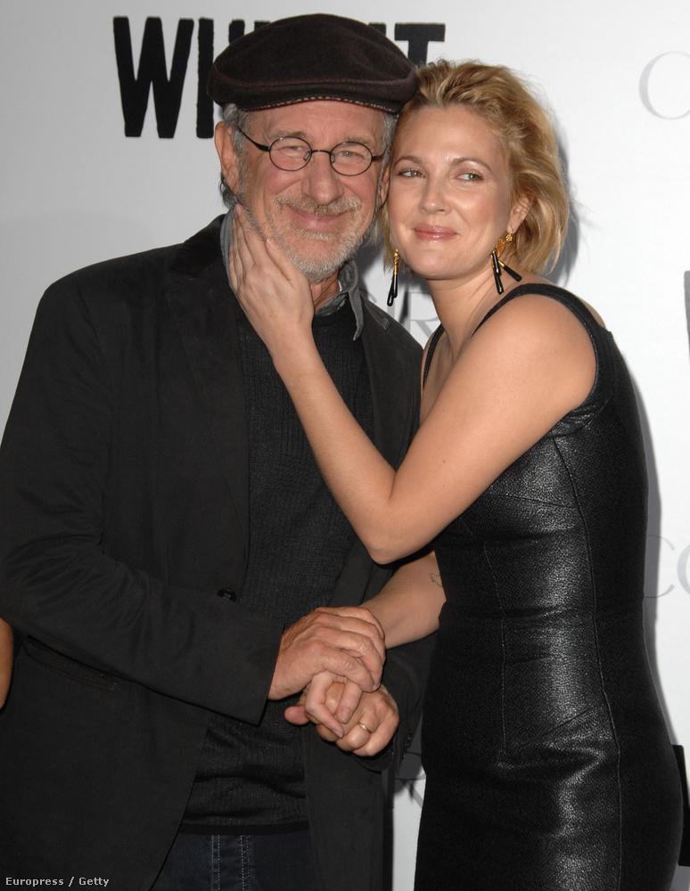 Továbbra is Steven Spielberggel