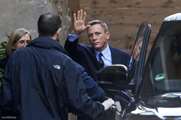 Ez a Bondként dögös Craig esetében így nézett ki,