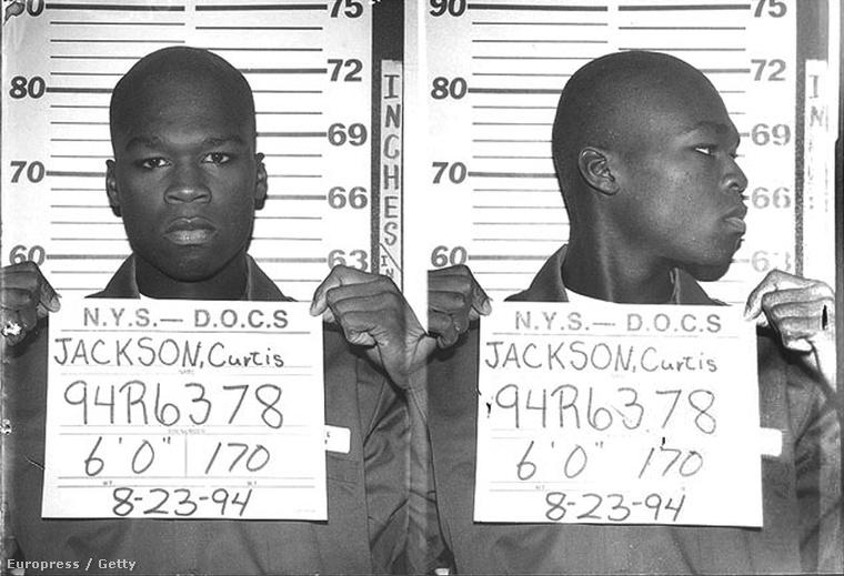 1994 augusztusában 50 Cent még nem világsztár volt, hanem egy átlagos drogdíler.