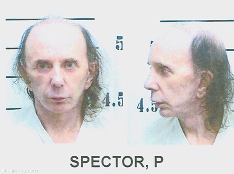 Phil Spcetort gyilkosságért ítélték el, még mindig börtönben van.