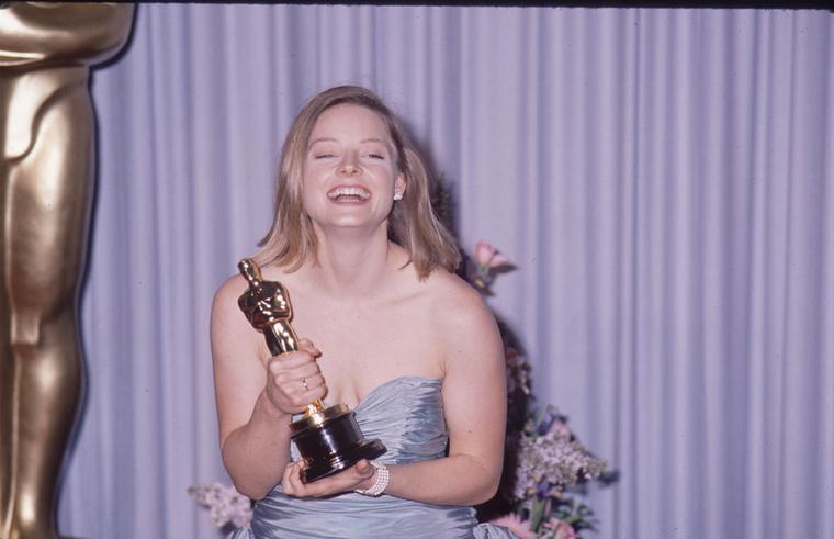 1989: Jodie Foster A vádlottak miatt örült így.