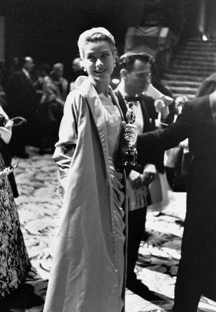 1955, Grace Kellyt a Vidéki lányért díjazták.