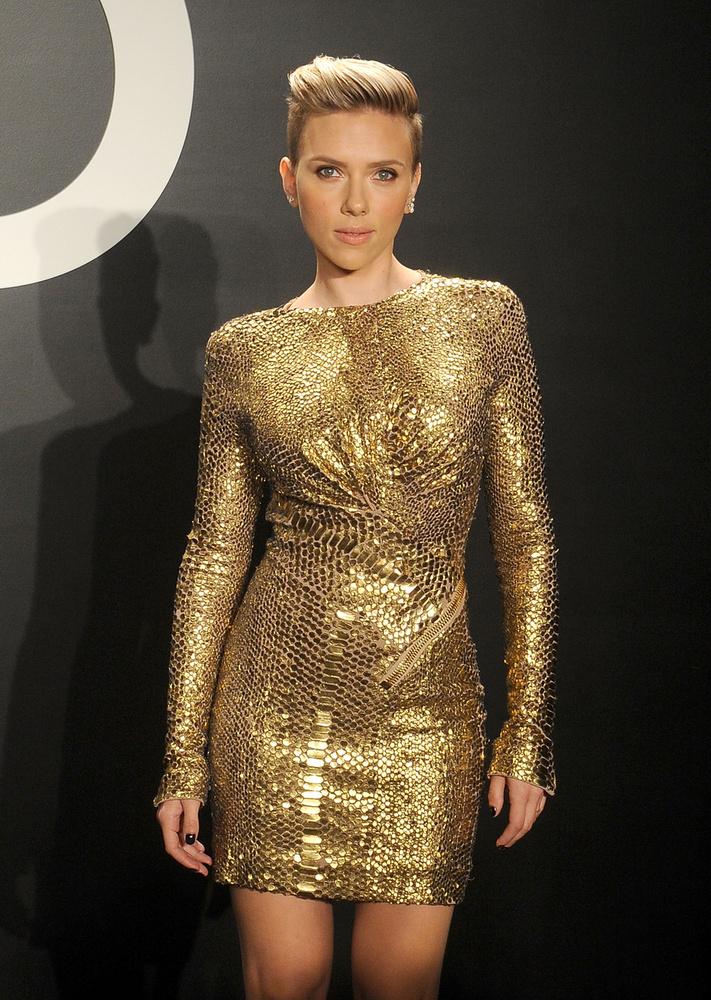Scarlett Johansson már pénteken készült az Oscarra