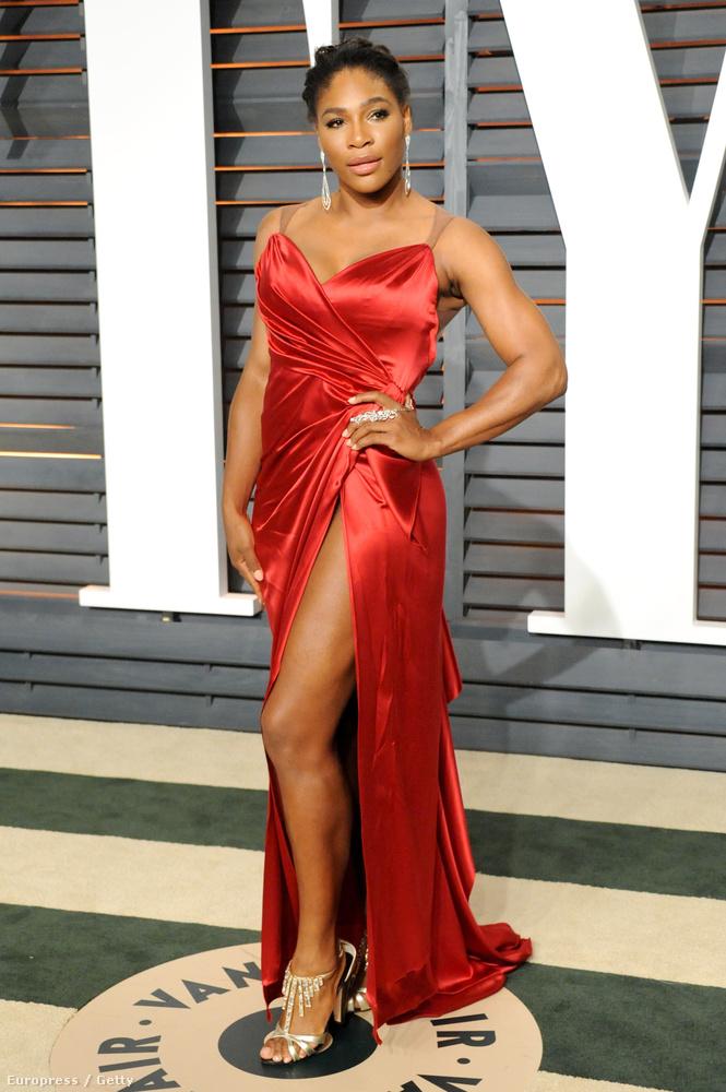 És Serena Williams? Mit cisnált az Oscar utáni bulin egy profi teniszező?