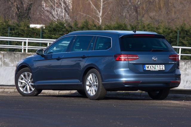 Legalább a farát meghagyták brünhildásnak, különben végképp jönne a fejfájás az Audi vevőkörének