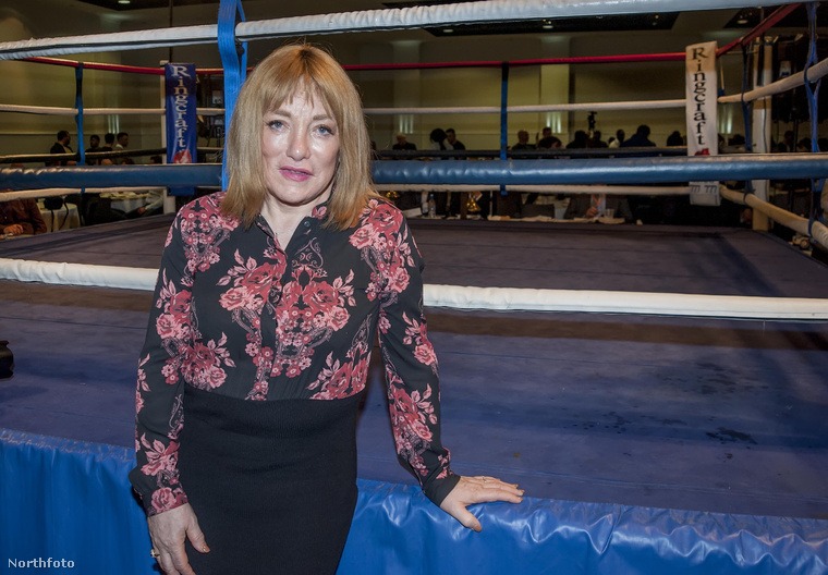 Kellie Maloney egy visszavonult bokszmenedzser, többek között ő vot Lennox Lewis menedzsere is, valamint mostanában az EU-szkeptikus brit UKIP párt képviselője.