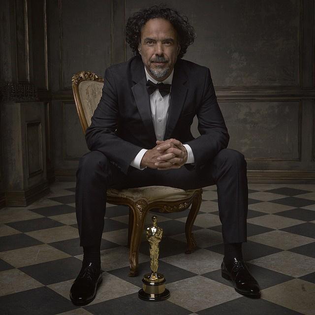 Alejandro González Iñárritu arca nem biztos, hogy mindenkinek ismerős