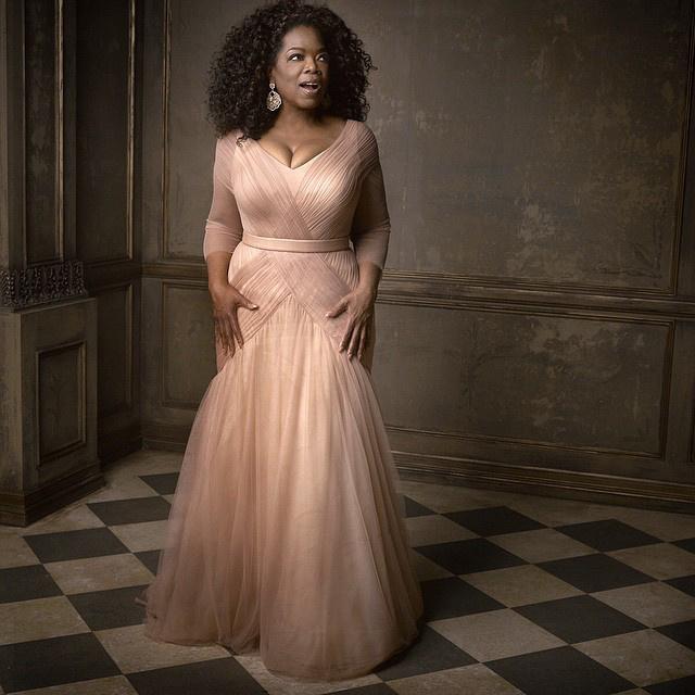 Oprah Winfrey fotója elég retardáltra sikerült