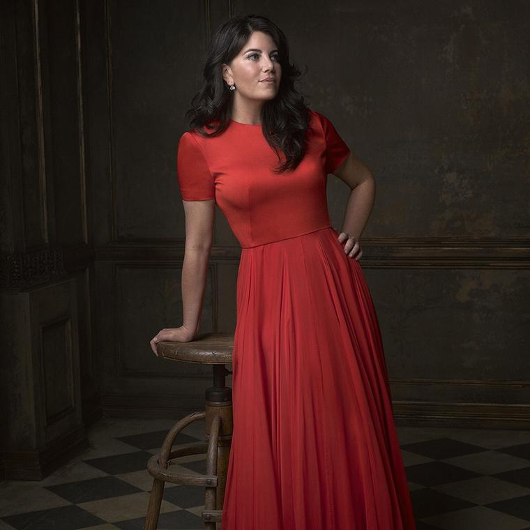 Monica Lewinsky nem csak az Oscarra lógott be, de a Vanity Fair bulijára is