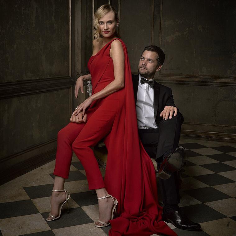 Itt legalább Diane Kruger meghúzhatta magát a karfán, Joshua Jackson mellett.